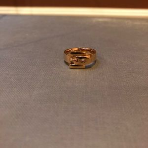 Michael kors buckle ring